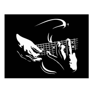 Gitarrehände-DKT Postkarte