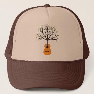 Gitarren-Baum Truckerkappe