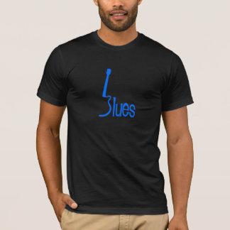 Gitarren-Blues T-Shirt
