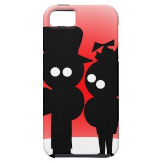 Gitarren-Duo Etui Fürs iPhone 5