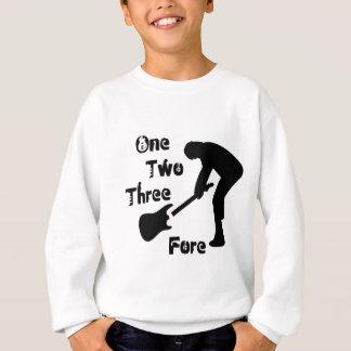 Gitarren-Golf Sweatshirt