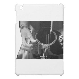 Gitarren-Klimpern iPad Mini Hülle