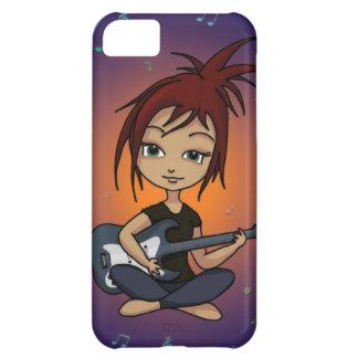 Gitarren-Küken iPhone 5C Hülle