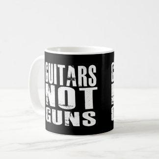 Gitarren nicht schießt 11 Unze-Kaffee-Tasse Kaffeetasse