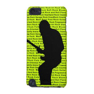 Gitarren-Rocker (Grün) iPod Touch 5G Hülle