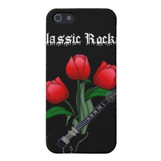 Gitarren-Rocker u. Rosen Iphone 4 Fall-Speck-Haut iPhone 5 Cover
