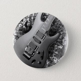 Gitarren-Schmutz Runder Button 5,7 Cm