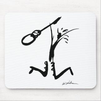 Gitarren-Sprung Mousepad