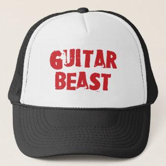 Gitarren-Tier-Hut Truckerkappe