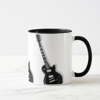 Gitarren-Wecker-Keramik-Tasse Tasse