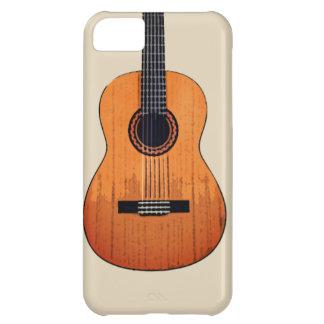 Gitarrenentwurfsfall für iPhone 5C iPhone 5C Hülle
