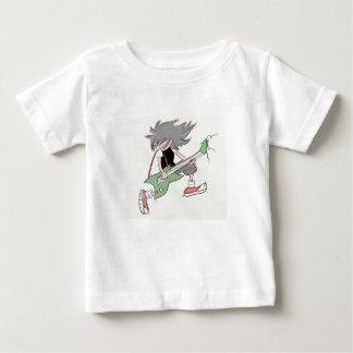 Gitarrenspieler Baby T-shirt