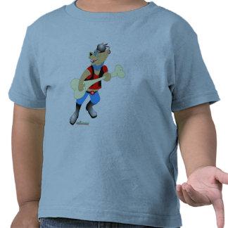 Gitarrist-Bulldogge Shirts