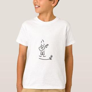 gitarrist flower power T-Shirt