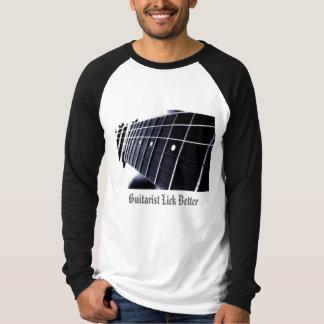 Gitarrist lecken besser T-Shirt