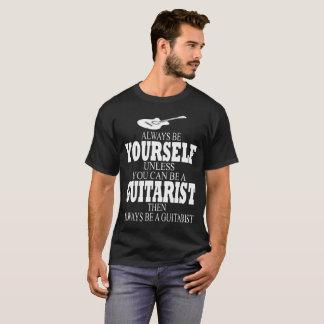 Gitarrist Thirts T-Shirt