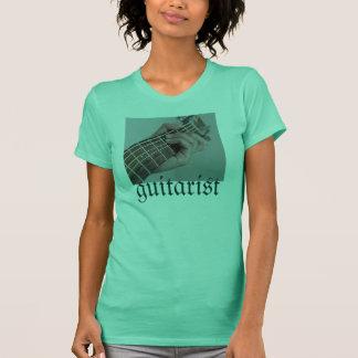 Gitarrist-Trägershirt T-Shirt