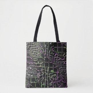 Gitter-Fantasie 2 Tasche