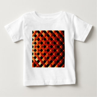 Gitterhintergrund Baby T-shirt