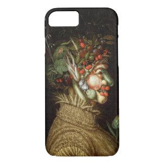 Giuseppe Arcimboldos der Sommer (1563) iPhone 8/7 Hülle