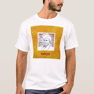 Giuseppe VERDI T - Shirt