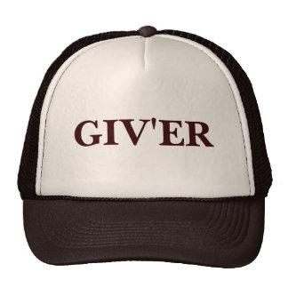 """""""GIV'ER """" RETROKULTCAP"""