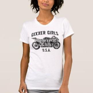 Gixxer Mädchen Lux USA T-Shirt