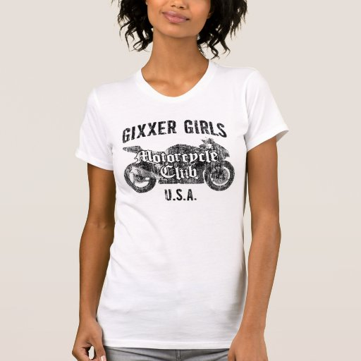 Gixxer Mädchen Lux USA Shirts