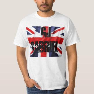 GJ Gabriel - der Krieger des Wrestling-T - Shirt