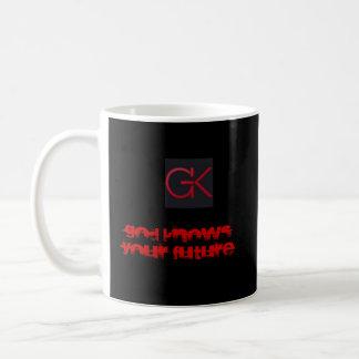 GK Ihre Zukunft Kaffeetasse