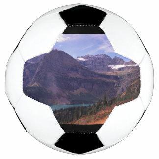 Glacier Nationalpark Fußball