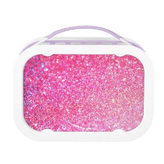Glamour-Glitter glänzend Brotdose