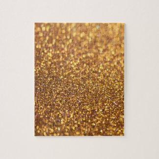 Glamour-Glitter glänzend Puzzle