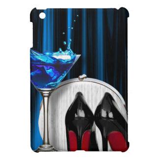 Glamourmartini-Cocktail-Party-Mädchen stilletos iPad Mini Hülle