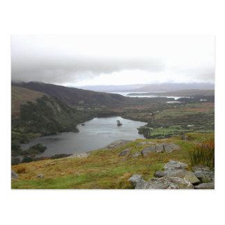 Glanmore See von Healy Durchlauf Irland Postkarte