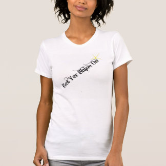 Glanz an t-shirt