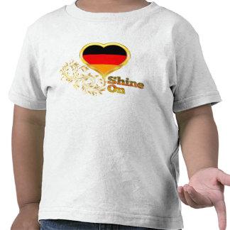 Glanz auf Deutschland Shirt