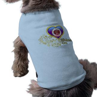 Glanz auf Minnesota T-Shirt