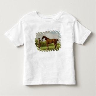Glanz, gehalten von einem Bräutigam, c.1760-62 (Öl Kleinkinder T-shirt