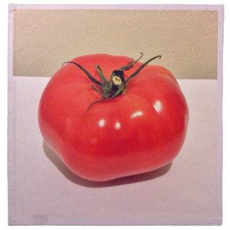 Glänzende Tomate 4jacklyn Serviette