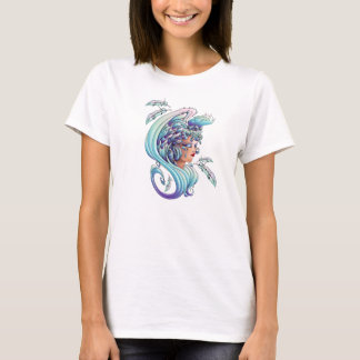 Glänzender Mond T-Shirt