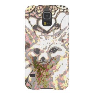 Glänzender WüsteFox Hülle Fürs Galaxy S5