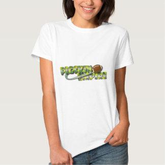 Glänzendes PSE Logo T-Shirts