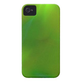 Glänzendes schimmerndes Limones Grün iPhone 4 Cover