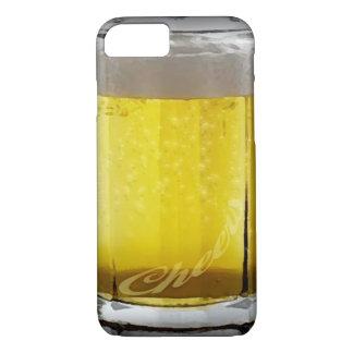 Glas Bier iPhone 8/7 Hülle