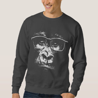 Glas-Gorilla Sweatshirt