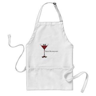 Glas-Schürze True-Blood.net Martini