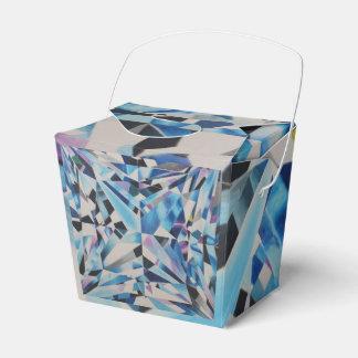 Glasdiamant nehmen Bevorzugungs-Kasten heraus Geschenkschachtel