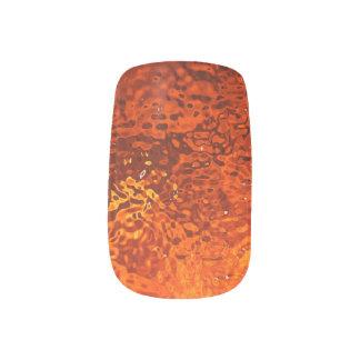 Glaseffektentwurf Minx Nagelkunst