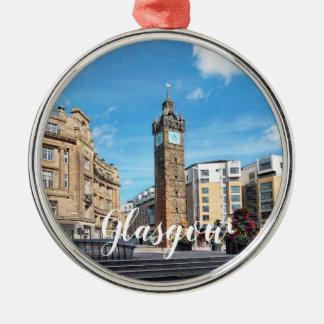 Glasgow fertigen Produkt besonders an Silbernes Ornament